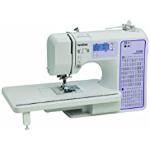 Brother SC9500 Computerized Sewing and Quilting Machine 90 Stitches with Wide Table