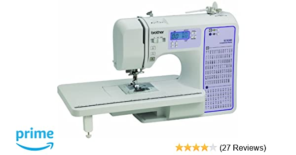 Amazon.com: Brother SC9500 Computerized Sewing & Quilting Machine
