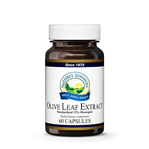 Olive Leaf Extract Concentrate 60