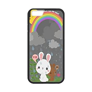 "Funny Rabbit Protective Case 214 For Apple Iphone 6,4.7"" screen Cases At ERZHOU Tech Store"