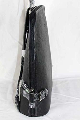sac à réf Ritelle Noir 9608 dos en Grand cuir 7RBw5qTw