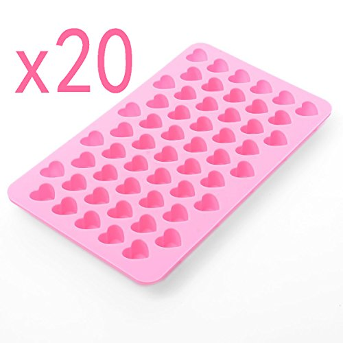 Xcellent Global Heart Silicone M HG011x20 product image