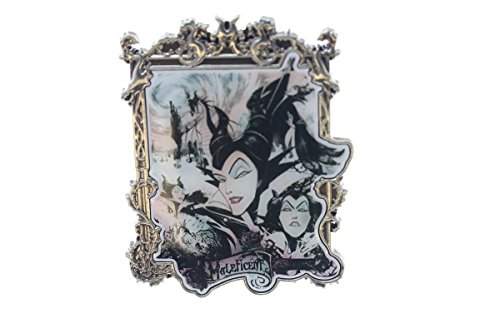 Disney Villain Names (Disney The Villains - Maleficent Pin)