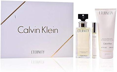 Calvin Klein Eternity Set de Regalo - 3 Piezas: Amazon.es: Belleza