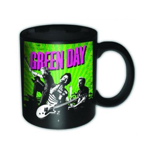 Green Day Boxed Mini Mug: Tour - Mrc Box