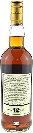 Rareza: Macallan Whisky British Aerospace PLC 0.7l - 12 años Sherry Wood - The Macallan Single Highland Malt Scotch Whisky