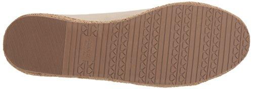 Pelle Espadrille Arizona Crema Sneaker Femminile Kaanas In 8qBSdwS