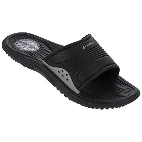 Raider Montana V Ad, Zapatillas Para Hombre Varios colores (Negro /     Gris)