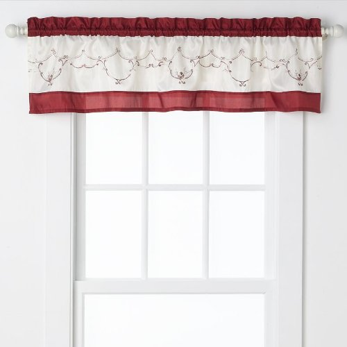 CHF & You Grace Tailored Valance 58 X 14 076389026092