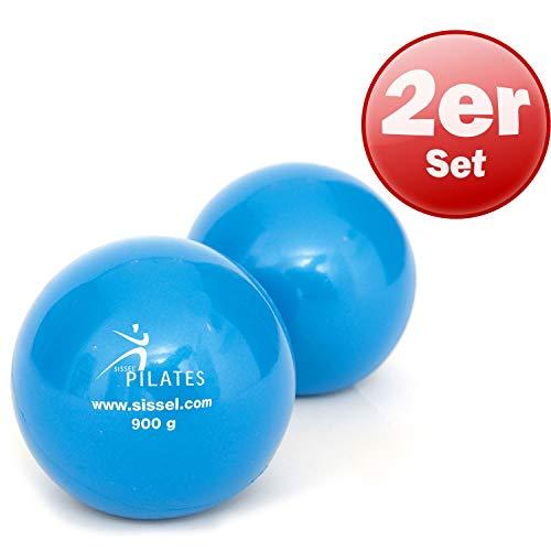 Sissel Balón Pilates par SISSEL Pilates Toning Bälle Talla:2 x ...