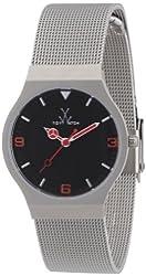 Toy Watch Women's TOYMH07SL Mesh Analog Display Swiss Quartz Silver Watch