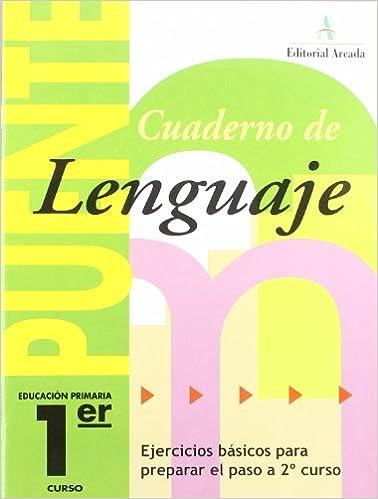 Puente lenguaje, 1 educación primaria - 9788478874484: Amazon.es: Rosa María Marti Fuster: Libros