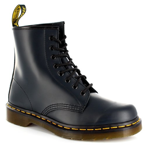 Union Martens Blue Navy Boots Men's 8 Eye Jack Dr F6wxaqgT