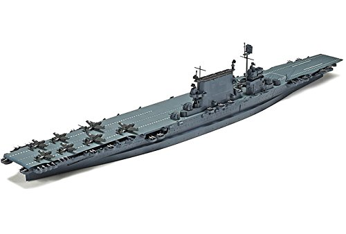 タミヤ 1/700 ウォーターラインシリーズ No.713 アメリカ海軍 航空母艦 CV-3 サラトガ プラモデル 31713