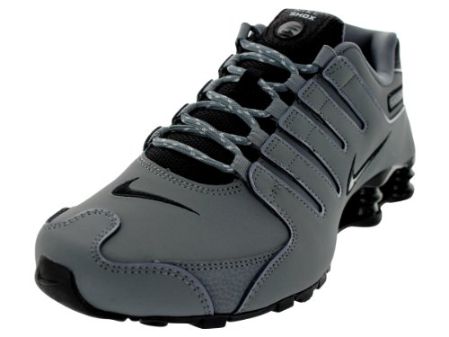 0734039ba85 ... germany galleon nike shox nz eu lam men sneakers cool grey geyser grey  black 501524 011