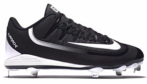 the best attitude 3cc80 4f7bd Nike Mens Huarache 2KFilth Pro Low Baseball Cleats, Black