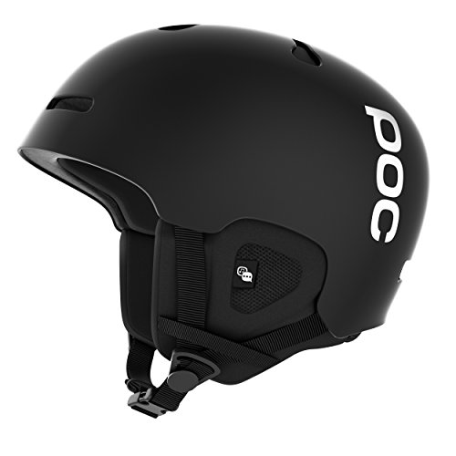 POC - Auric Cut Communication, Park and Pipe Riding Helmet, Matt Black, M/LG by POC