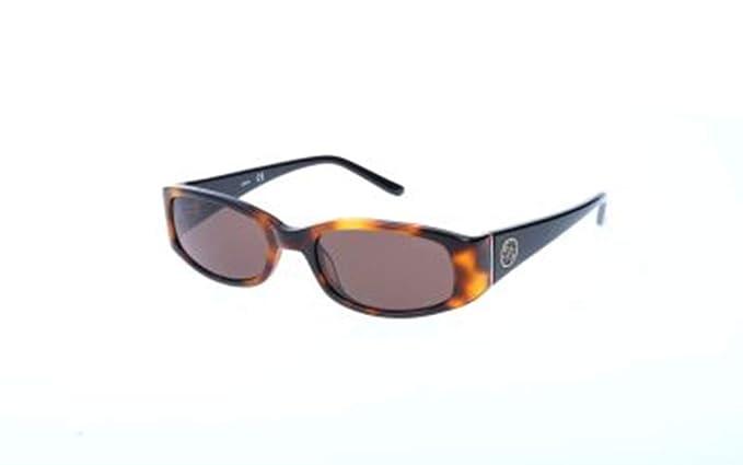 Amazon.com: anteojos de sol Guess GU 7435 gu7435 52E Dark ...