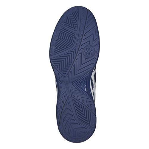 Bleu blanc De Gel Roi task Homme Asics Volleyball Chaussures wfYpqxAxz
