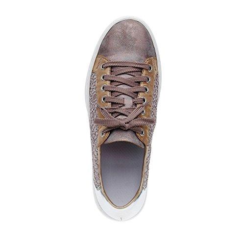 Rieker Grey Sneaker Space Gris Woman rwx8OrqCP