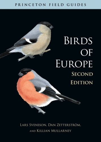 Birds of Europe: Second Edition (Princeton Field ()