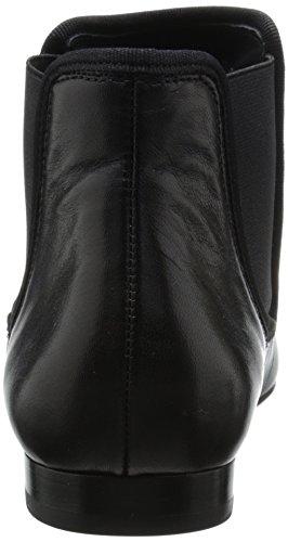 Boot Paul Danni Women's Black Leather Green qCw48CU