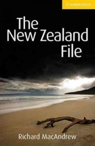New Zealand File (The New Zealand File Level 2 Elementary/Lower-intermediate Book with Audio CD Pack (Cambridge English Readers))