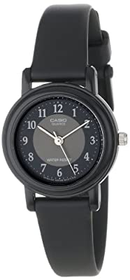 Casio Women's LQ139A-1B3 Black Casual Classic Analog Watch