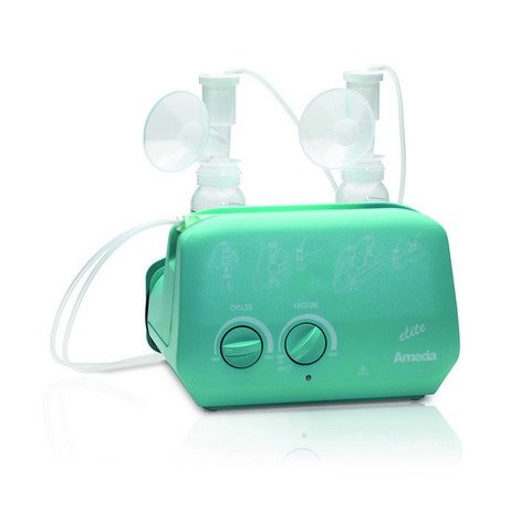 Ameda Elite Breast Pump - Ameda Ew17608 Ameda Elite Electric Breast Pump With Hospital Grade Cord,Ameda - Each 1