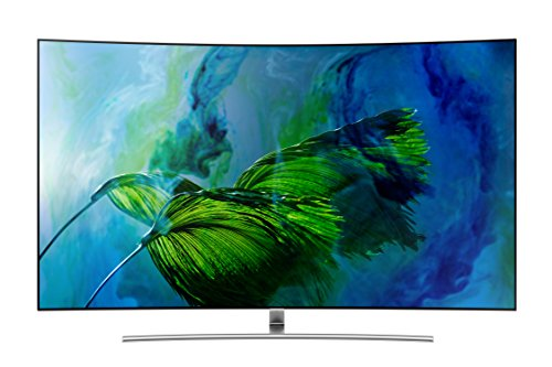 Televisión Samsung 74.5' Smart TV QLED Ultra HD 4K Curva QN75Q8CAMFXZX (2017)