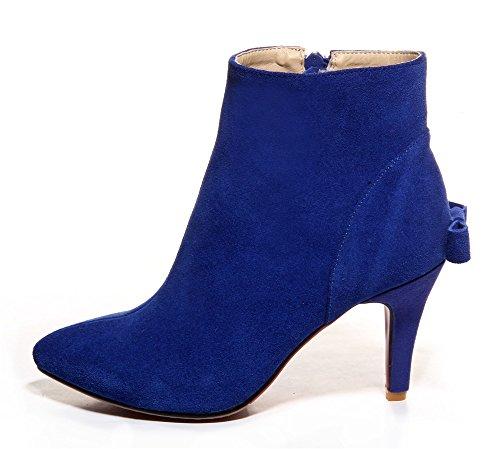 Nine SevenAnkle Boots - Botas mujer Azul