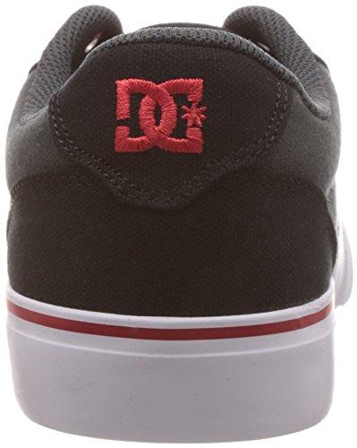 Sneaker DC Black Grey TX Anvil Men's Black w6PUAfRq