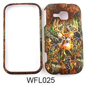 Samsung Galaxy Indulge R910 Camo, Camouflage, Wild Life Jungle Real Tree Hunter, Deer Snap On Cover, Hard Plastic Case, Face cover, Protector