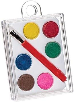 Baker Ross Minikits de acuarelas - Materiales de manualidades para niños (pack de 5): Amazon.es: Juguetes y juegos