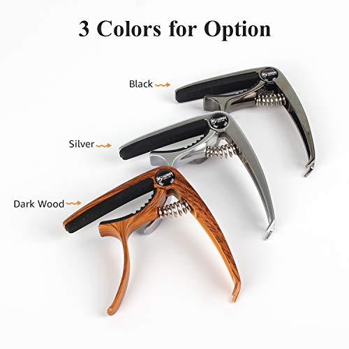 Aluminum-Alloy-Guitar-Capo-Clamp-Quick-Change-Clamp-with-Bridge-Pin-Puller-3pcs-Picks-for-Acoustic-Guitar-Ukulele