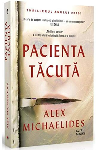 Book cover from Pacienta tacuta (Romanian Edition) by Alex Michaelides