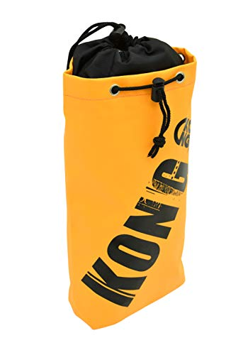 KONG Tool Bag for Containing Material and Small Tools, Orange, 3.6 litres