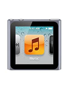 Apple iPod Nano (6. GEN) 8 GB [importado de Reino Unido]