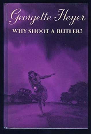 book cover of Why Shoot a Butler?