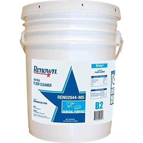 Neutral Floor Cleaner, 5 Gallon, 1 (Floor Cleaner 5 Gallon Pail)