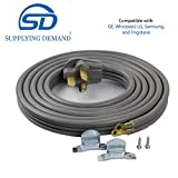 Supplying Demand 3 Wire Range Oven Cord 50-AMP
