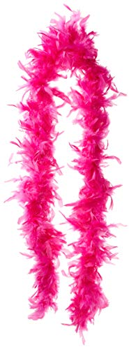 Forum Novelties Neon Pink 55-Gram Feather Boa