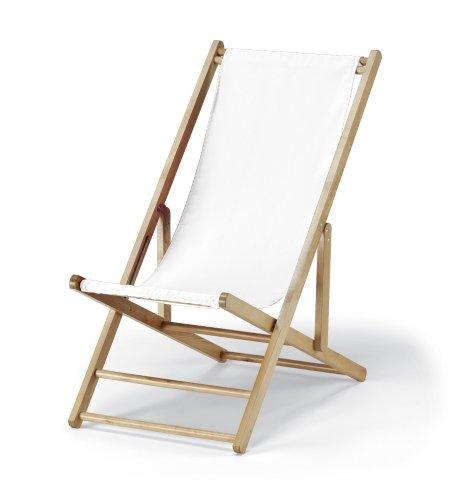 - Telescope Casual Cabana Beach Folding Chair, White