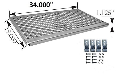 """Truck Deck Plate (19""""x34"""") Freightliner Peterbilt Kenworth for sale  Delivered anywhere in USA"""