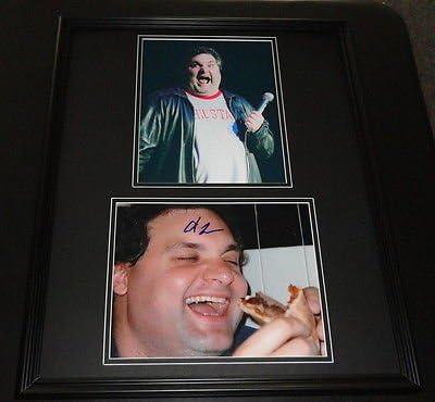 Amazon.com Artie Lange Signed Framed 16x20 Photo Set AW