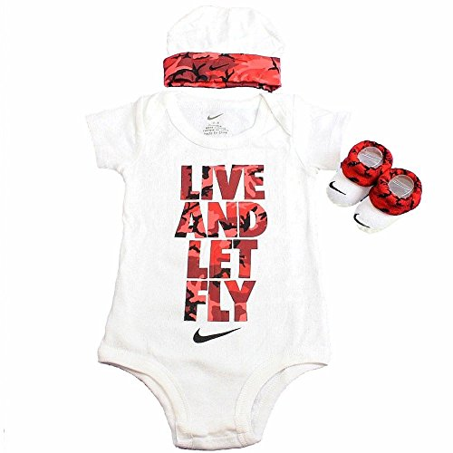 67196a454ad1 Nike Baby Clothes 3-piece Set