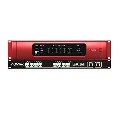 myMix DANTE-16   16 Channel Dante Network Interface