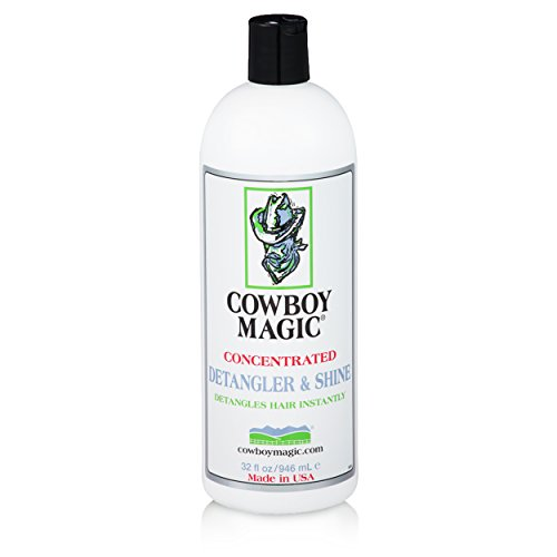 Cowboy Magic Concentrated Detangler & Shine 32 Ounce
