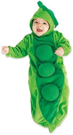 f88e3200b Amazon.com  Baby Girls  Newborn Pea In The Pod Costume - NB  Clothing