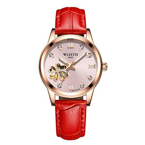 Men's Stainless Steel Chronograph Dress Quartz Watch, Waterproof Watch Women Digital